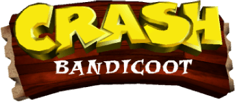 Logo Crash Bandicoot