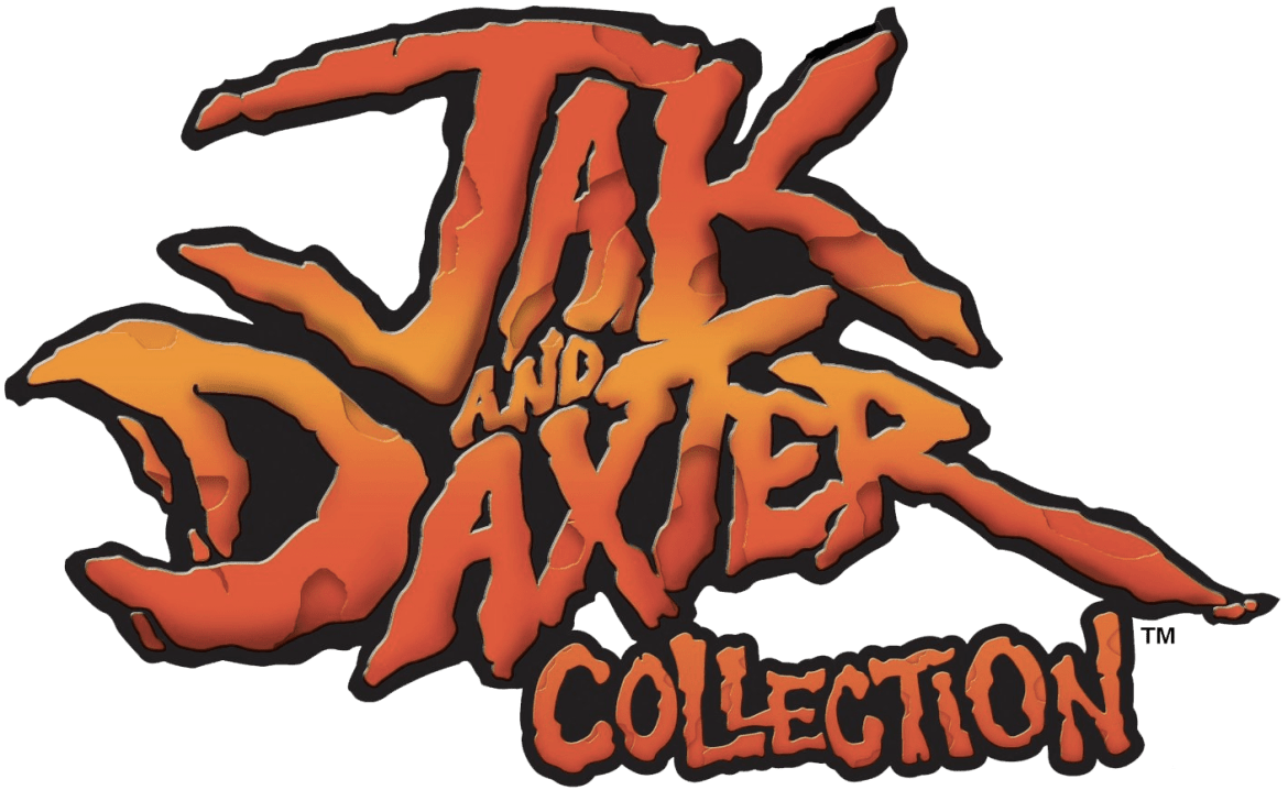 Logo Jak & Daxter Collection