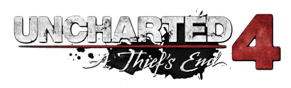 Logo Uncharted 4 A Thief's End