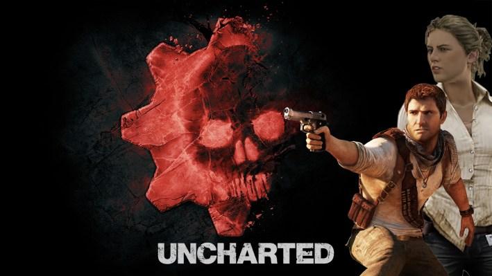 Gears of War a inspiré la série Uncharted