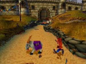Screenshot Crash Bandicoot 3