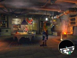 Screenshot Jak II Hors La Loi