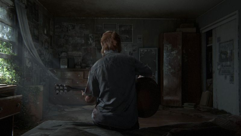 The Last Of Us Part.II Éllie