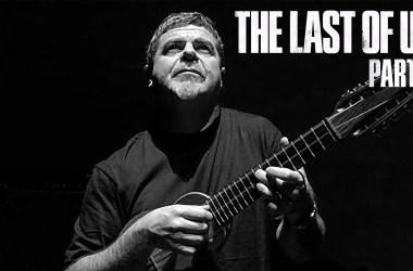 Gustavo Santaolalla en studio pour enregistrer la musique de The Last Of Us Part II