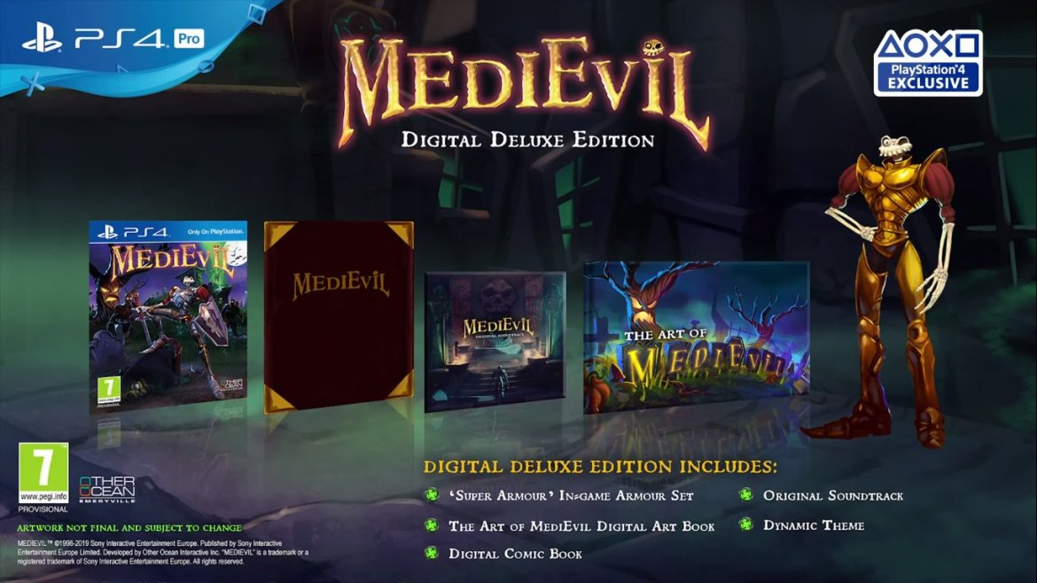 MedEvil Deluxe Edition