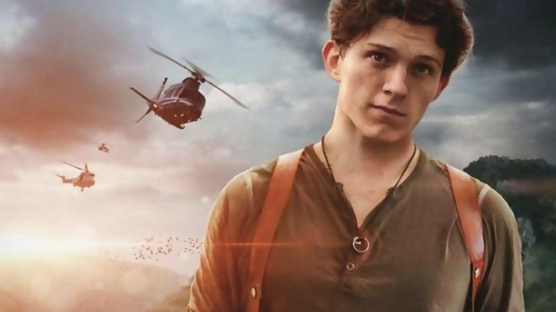 Film Uncharted Tom Holland Décembre 2020