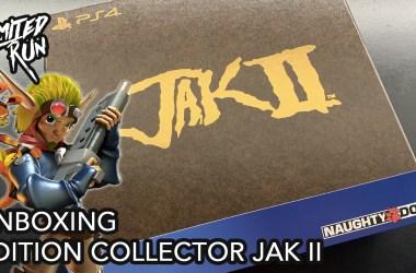 Unboxing Edition Collector Jak II Hors La Loi