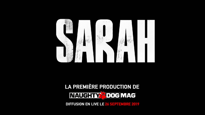 Sarah - Naughty Dog Mag