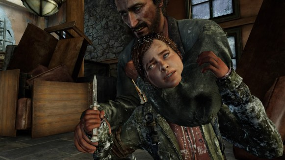 Analyse The Last of Us Relation Joel Ellie