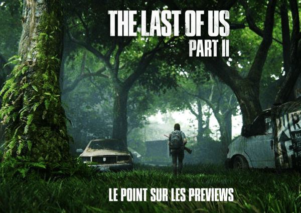 The Last of Us 2 Point Previews