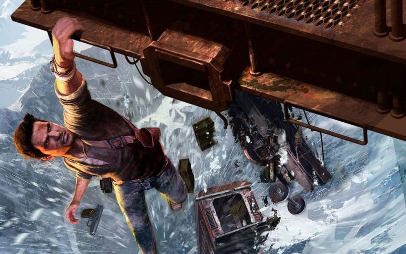 uncharted-2-train-wallpaper