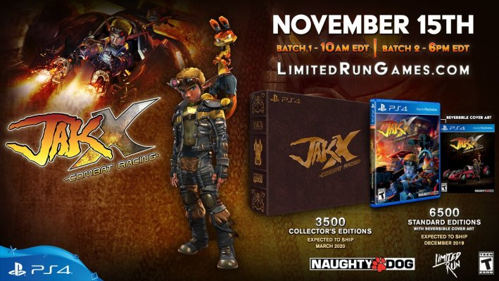 Jak X Limited Run Games Edition