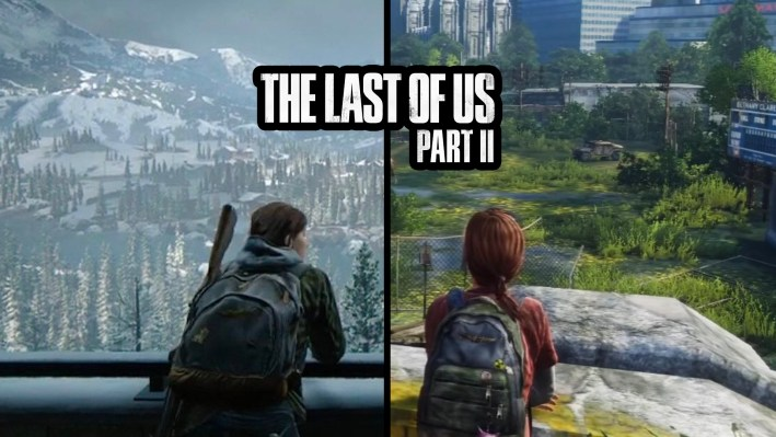 Parallèle The LAst Of Us PArt II et TLOU