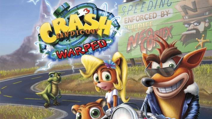 Vous souvenez vous de Crash Bandicoot 3 Warped ?