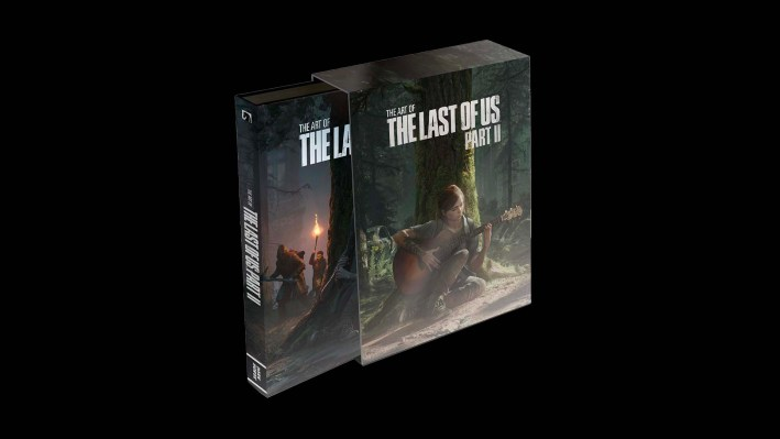 The Art of The Last Of Us Part II Deluxe