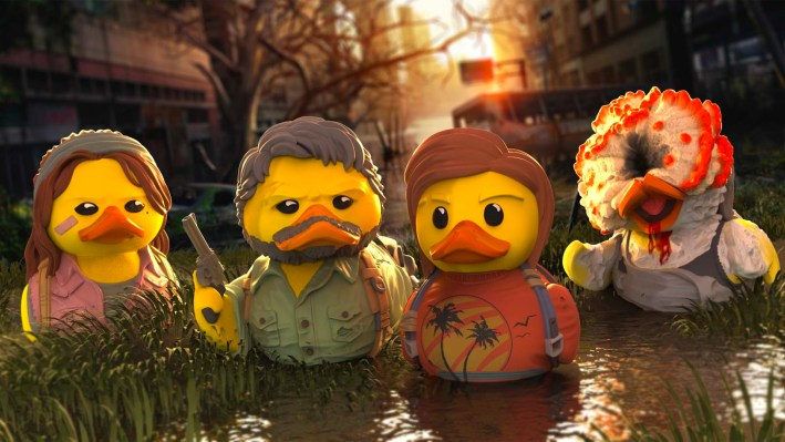 The Last Of Us Canards