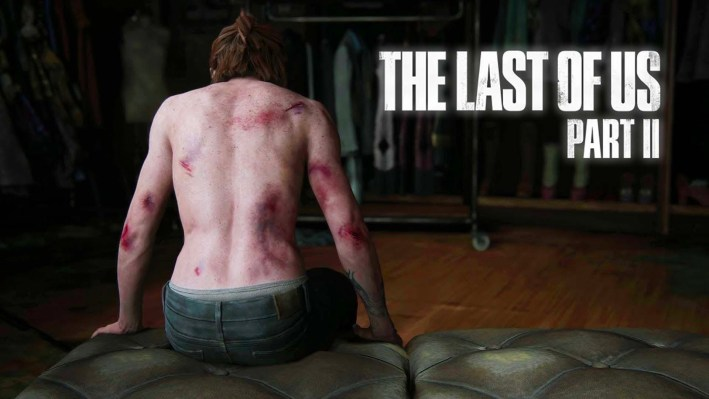 The Last Of Us Part II Scene Sexe Nudité