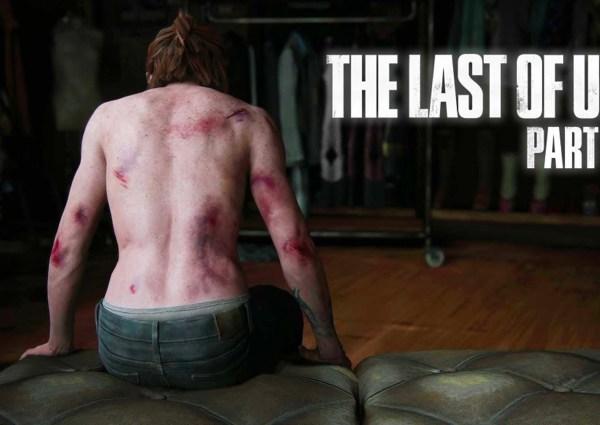 The Last Of Us Part II Scene Sexe Nudité