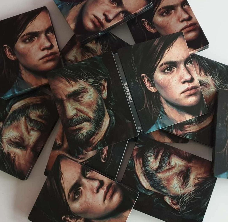 The Last of Us 2 Steelbook Europe