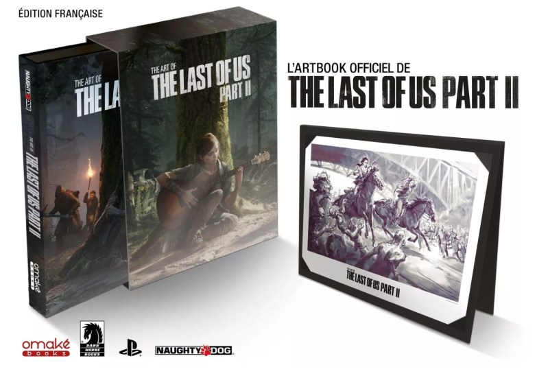 The Last of Us Part II Artbook officiel (Collector)