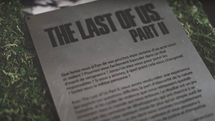 Edition Incroyable The Last Of Us Part II