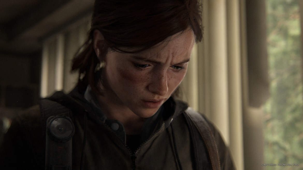 The Last Of Us PArt II - Ellie
