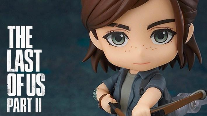 Figurine Nendoroid Ellie the Last Of Us Part II