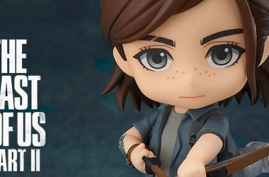 Figurine Nendoroid Ellie the Last Of Us Part II