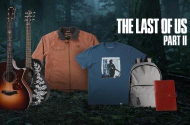 Merchandising The Last Of Us Part II