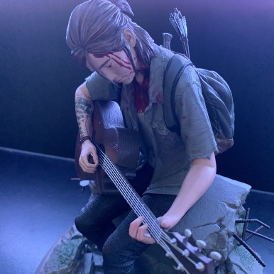 Statue Ellie Unboxing Collector The Last Of Us Part II