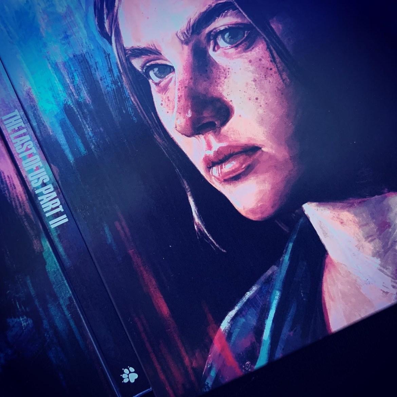 Steelbook Unboxing Collector The Last Of Us Part II