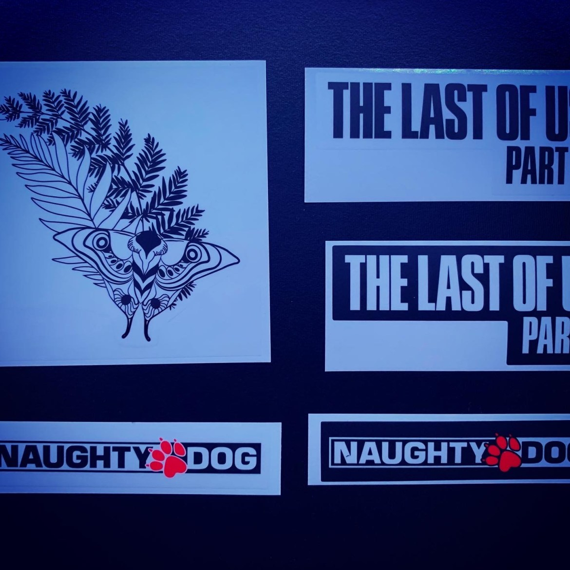 Stickers Unboxing Collector The Last Of Us Part II