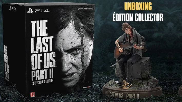Unboxing Collector The Last Of Us Part II