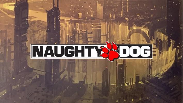 Naughty Dog Jeu Science Fiction Annulé