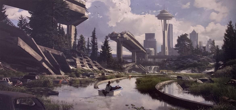 Concept Art The Last Of Us Part II