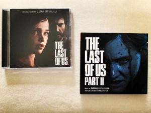Soundtrack The Last Of Us CD