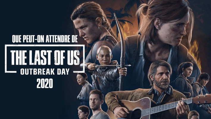The Last Of Us Part II Outbreak Day 2020