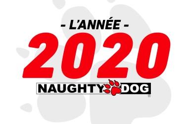 L'année 2020 de Naughty Dog