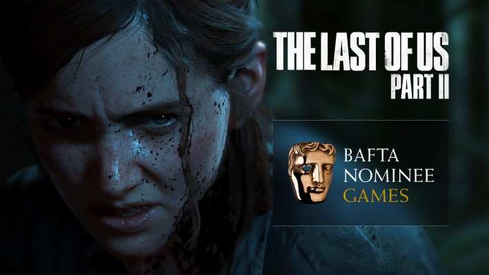The Last Of Us Part.II BAFTA 2021