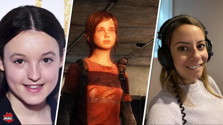Adeline Chetail à propos de la voix d'Ellie dans la série The Last of Us HBO