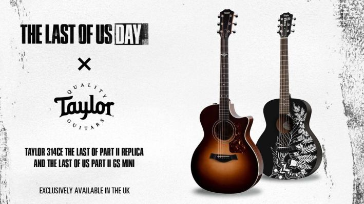 the last of us day guitares