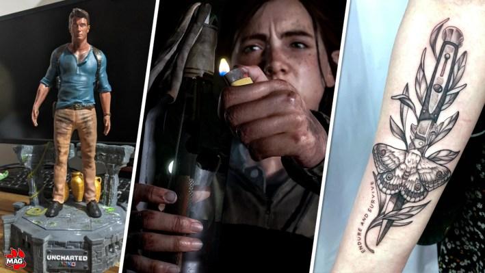 Communauté Naughty Dog: Aperçu des fan art TLOU et Uncharted 2021