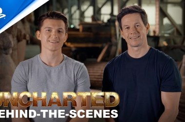 Making Of Film Uncharted