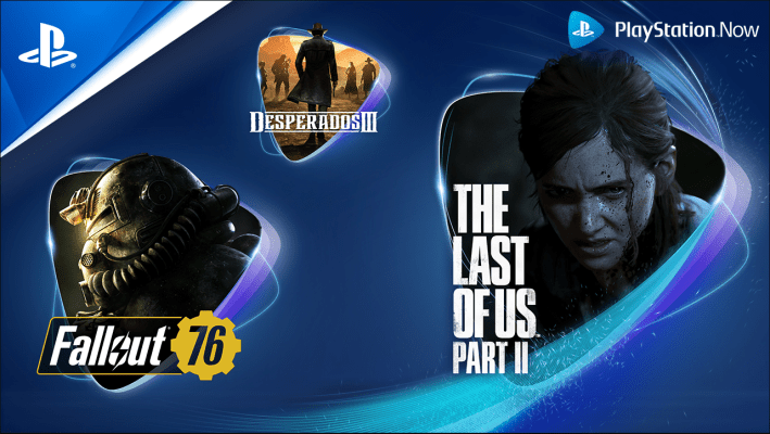 The Last of Us Part II PlayStation Now (octobre 2021)