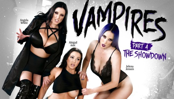 vampires girlsway horror cover lesbians big tits