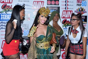 22nd Annual Heaven & Hell Halloween Party at the W Hotel, Hollywood encourageing a vote of NO on Proposition 60 presented by World Wide, All Media Play, & California Nightlife at the W Hotel, Hollywood, California on October 29, 2016 22nd Anniversary of Heaven & Hell @ W Hollywood Hotel