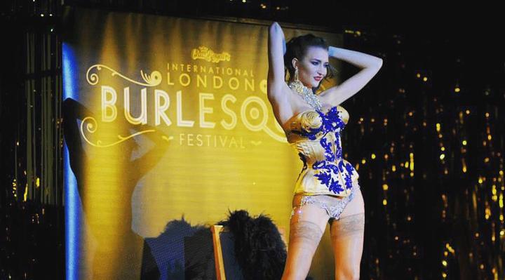 London Burlesque Festival 2017 | Naughty Travel Guide
