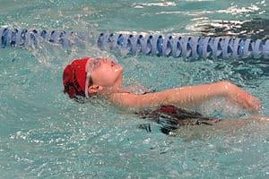 Styl grzbietowy pływanie na plecach – teoretyczne podstawy w formie video