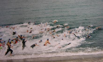 Podstawowe porady przy pływaniu w triathlonie