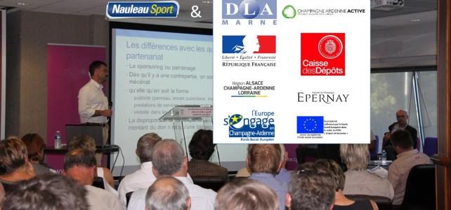La pérennisation de l'emploi sportif – Conférence à Reims le 28 juin